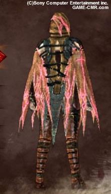 カラー 入手方法 A~F 初期 G この服で人型魔物または敵魔法使いの... 服装、キャラクター